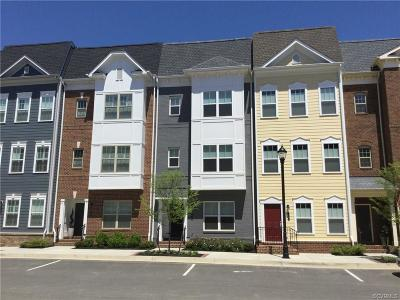 Condo/Townhouse Sold: 5304 Masons Ln #5304