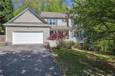 Chesterfield Single Family Home For Sale: 1307 Sweet Willow Drive