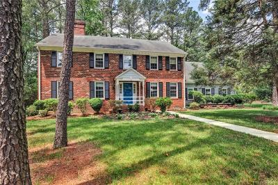 Henrico County Single Family Home For Sale: 1618 Stoneycreek Drive