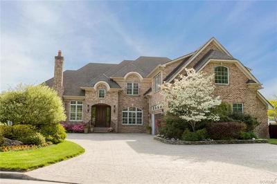 Midlothian Single Family Home For Sale: 11304 Garden View Pointe