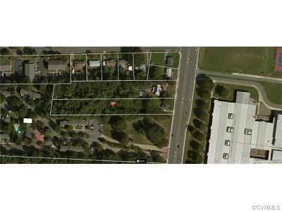Henrico County Residential Lots & Land For Sale: 8406 & 8508 Hungary Spring Road