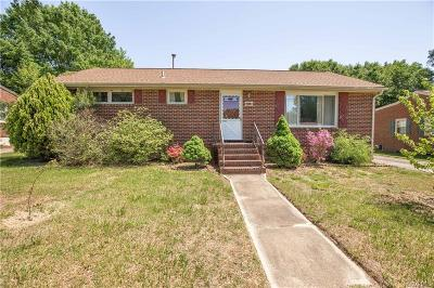 Colonial Heights Single Family Home For Sale: 102 Verbov Avenue