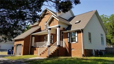 Henrico Single Family Home For Sale: 8412 Ridge Road