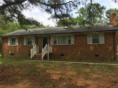 Hanover Single Family Home For Sale: 6218 Rimfire Road