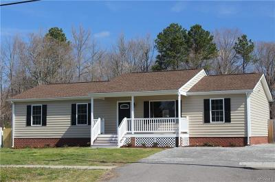 Single Family Home Sold: 104 Ashcake Road