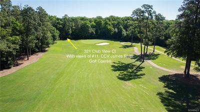 Henrico County Residential Lots & Land For Sale: 321 Club View Court
