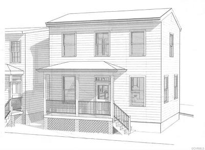 Richmond Residential Lots & Land For Sale: 820 North 23rd Street