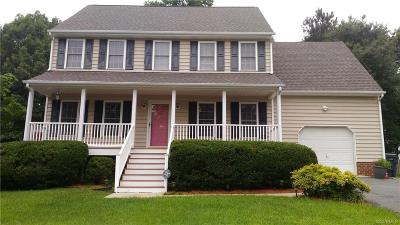 Henrico Rental For Rent: 12512 Cambie Place