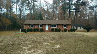 Henrico Single Family Home For Sale: 1529 North Washington Street