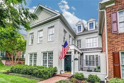 Henrico County Condo/Townhouse For Sale: 1111 Hyde Lane #--