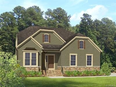 Chester Single Family Home For Sale: 11918 Rolling Tide Court