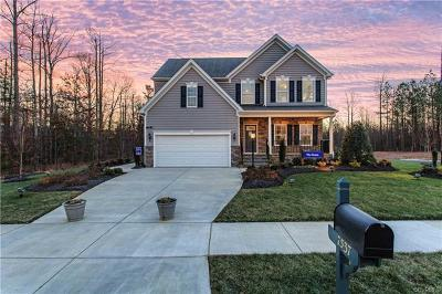 Chester Single Family Home For Sale: 10525 Centralia Station Road