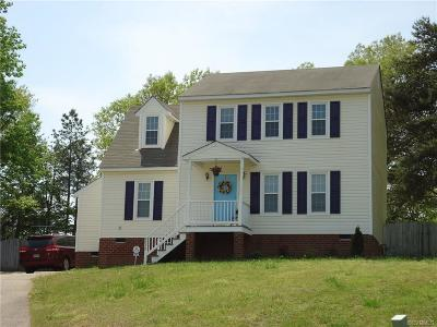 Hanover Single Family Home For Sale: 8258 Southern Watch Place