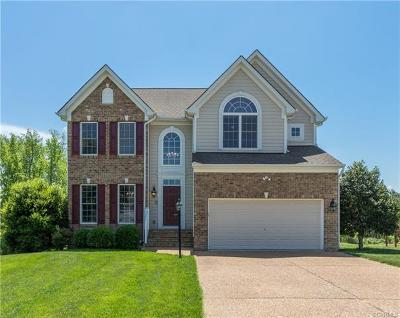 Chesterfield VA Single Family Home For Sale: $399,950