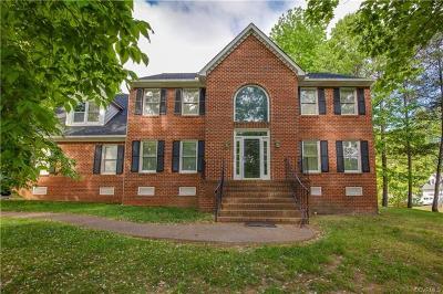 Chester Single Family Home For Sale: 12900 Sir Scott Terrace