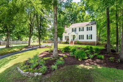 Henrico County Single Family Home For Sale: 10601 Cloister Drive