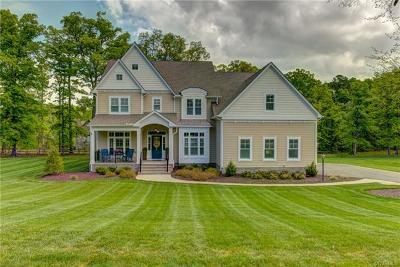 Henrico County Single Family Home For Sale: 12716 Westin Estates Drive