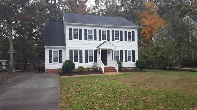 Henrico Single Family Home For Sale: 12109 Sable Court