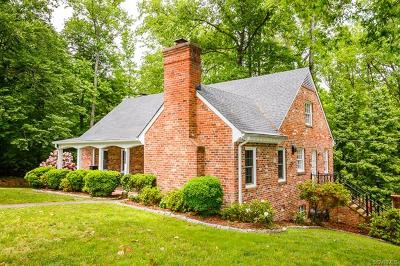 Hanover County Single Family Home For Sale: 5378 Cold Harbor Road