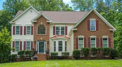Chesterfield VA Single Family Home For Sale: $475,000
