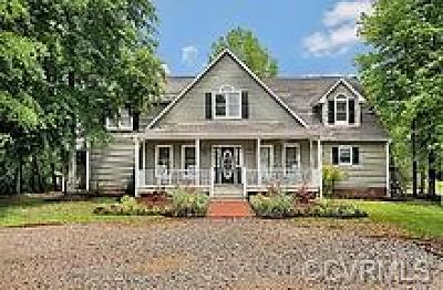 Moseley VA Single Family Home For Sale: $569,950