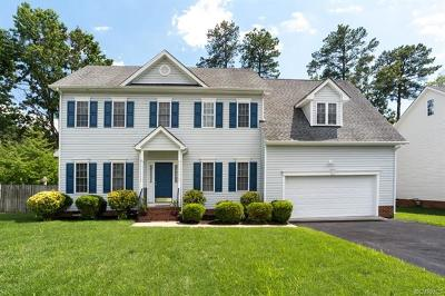 Henrico Single Family Home For Sale: 11905 Brandyview Lane