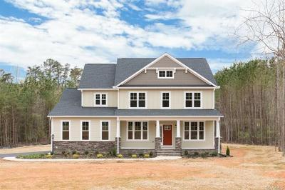 Goochland County Single Family Home For Sale: 994 Dover Branch Lane