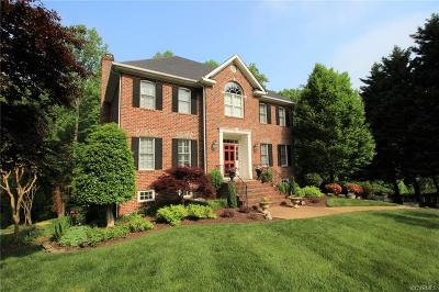 Mechanicsville Single Family Home For Sale: 9487 Laurel Grove Road