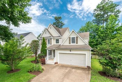 Henrico County Rental For Rent: 12212 Collinstone Place
