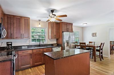 Henrico Single Family Home For Sale: 9616 Goneway Drive