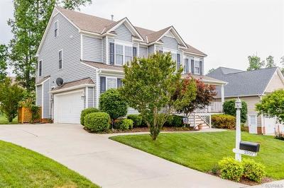 Chesterfield County Single Family Home For Sale: 2700 Savage View Drive
