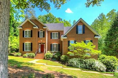 Chesterfield County Single Family Home For Sale: 11331 Old Lewiston Road