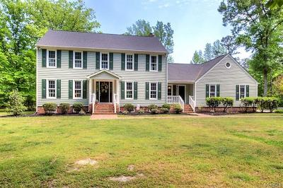 Hanover County Single Family Home For Sale: 10426 Summer Hill Road