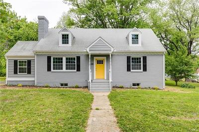Richmond Single Family Home For Sale: 6002 Brookfield Road