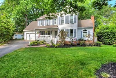 Midlothian Single Family Home For Sale: 14207 Fiddlers Ridge Place