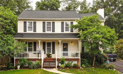 Midlothian Single Family Home For Sale: 8214 Nashua Drive