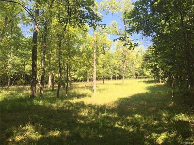 Amelia County Residential Lots & Land For Sale: Xx Pridesville Road