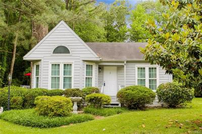 Henrico Single Family Home For Sale: 2126 Cox Road