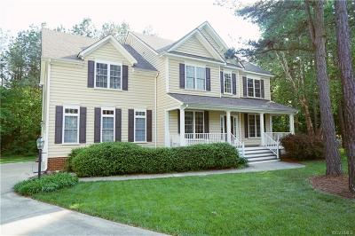 Chesterfield Single Family Home For Sale: 12203 Hampton Valley Turn