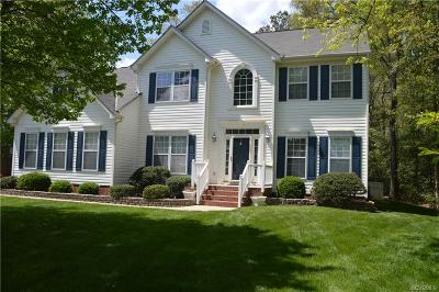 Henrico Single Family Home For Sale: 10712 Treasure Court