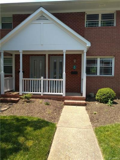 Henrico County Rental For Rent: 3109 North Parham Road #46