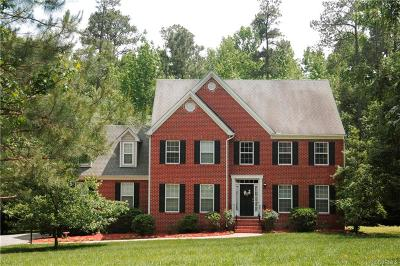 Chesterfield VA Single Family Home For Sale: $379,900