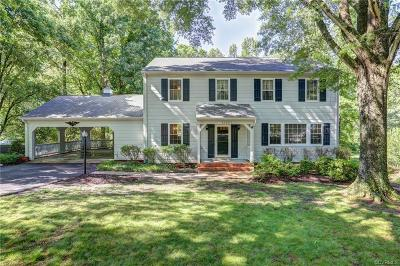 Chesterfield County Single Family Home For Sale: 2008 Williamstowne Drive