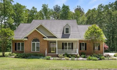 Hanover County Single Family Home For Sale: 16275 Hennessy Way