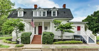 Hopewell Single Family Home For Sale: 407 Ramsey Avenue