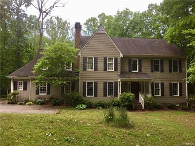 Chesterfield VA Single Family Home For Sale: $274,900