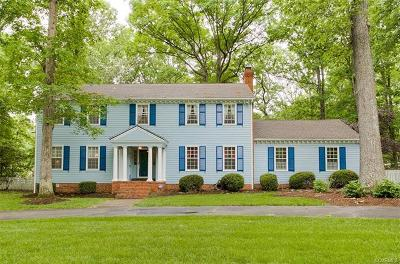 Chesterfield County Single Family Home For Sale: 2330 Wadebridge Road