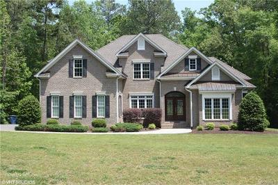 Chesterfield Single Family Home For Sale: 15531 Chesdin Landing Court