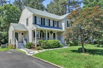 Glen Allen Single Family Home For Sale: 3101 Ismet Court