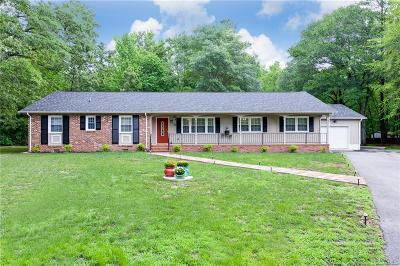Petersburg Single Family Home For Sale: 203 Layne Circle